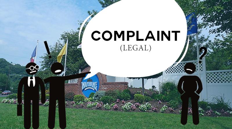 Full Legal Complaint Against Noel Turner