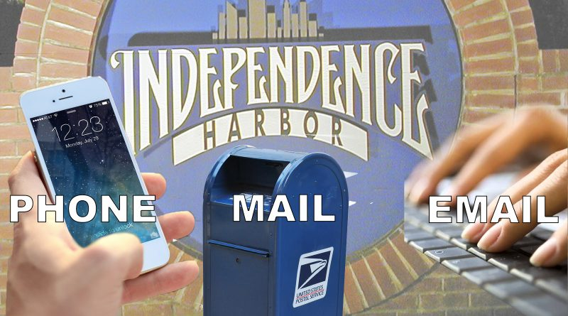 phone email mail