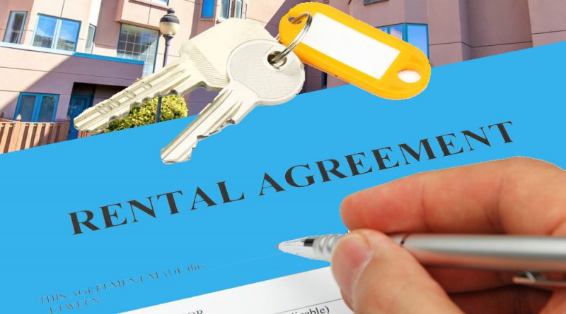 independence harbor rental agreement
